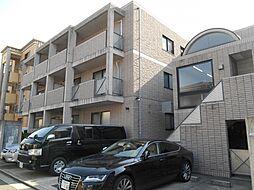 大阪府堺市西区上野芝町5丁の賃貸マンションの外観