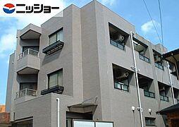 ディオネ四ッ谷II[4階]の外観