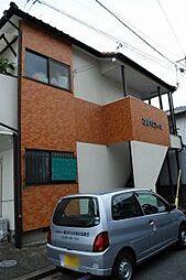 福岡県春日市光町2丁目の賃貸アパートの外観