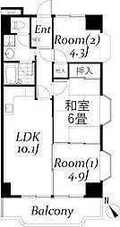 飯能駅 7.5万円