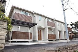 [タウンハウス] 千葉県市川市東菅野2丁目 の賃貸【/】の外観