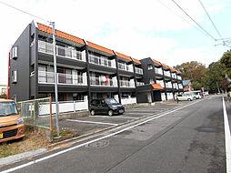 埼玉県鶴ヶ島市富士見4丁目の賃貸マンションの外観