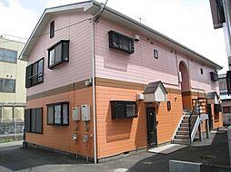ユートピア石田[2階]の外観