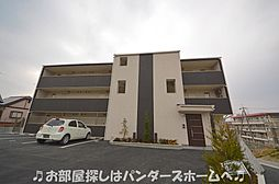 JR片町線(学研都市線) 藤阪駅 徒歩17分の賃貸マンション