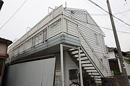江井島ハイツ[1階]の外観