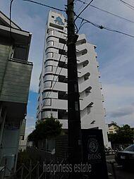 トップ矢部[4階]の外観