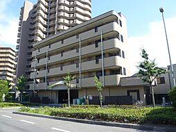 パルファン上野芝II[2階]の外観