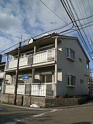 愛知県名古屋市瑞穂区片坂町1丁目の賃貸アパートの外観
