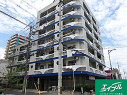 滋賀県大津市におの浜3丁目の賃貸マンションの外観