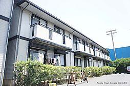 福岡県北九州市小倉北区緑ケ丘3丁目の賃貸アパートの外観
