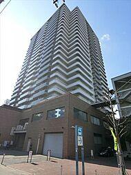 ライオンズタワー谷塚[7階]の外観