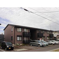 愛知県一宮市三条字郷南西の賃貸アパートの外観
