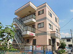 埼玉県さいたま市桜区町谷4丁目の賃貸マンションの外観