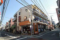 東京都文京区千石4の賃貸マンションの外観