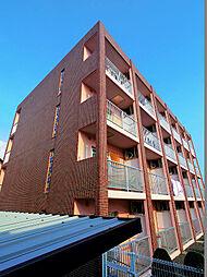 埼玉県新座市大和田5丁目の賃貸マンションの外観