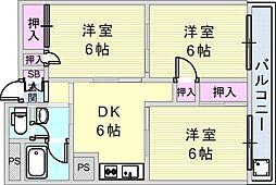 兵庫駅 7.5万円
