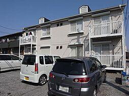 トラッド ハナシマ[2階]の外観