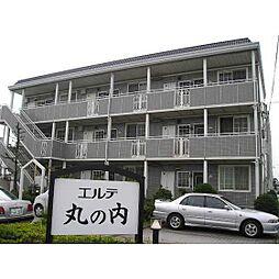 岐阜県羽島市竹鼻町丸の内8丁目の賃貸アパートの外観