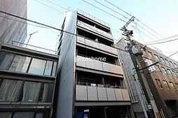 プリエール京町堀[6階]の外観