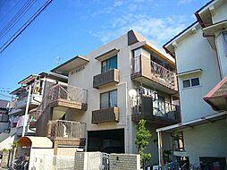 第二西田ビル[3階]の外観