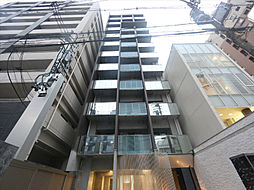 HIBINO RISE[2階]の外観