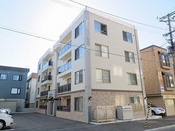 ラミュール 3階の賃貸【北海道 / 札幌市白石区】