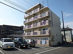 岡山県倉敷市老松町3丁目の賃貸マンションの外観