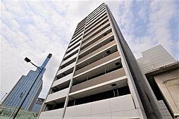 兵庫県神戸市中央区浜辺通6丁目の賃貸マンションの外観