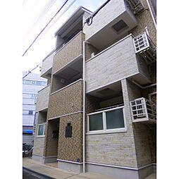 兵庫県神戸市兵庫区東山町2丁目の賃貸アパートの外観