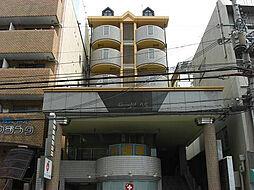 グランフェル八尾[4階]の外観