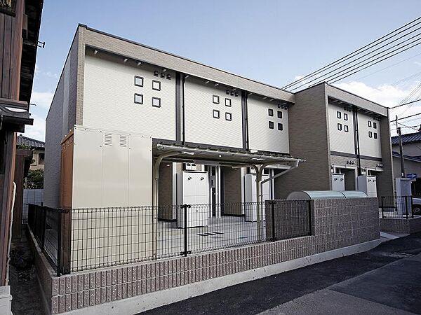 レオネクストカーザナターレ 2階の賃貸【兵庫県 / 姫路市】