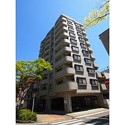 新潟県新潟市中央区花町の賃貸マンションの外観