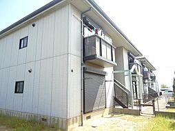 兵庫県姫路市新在家本町5丁目の賃貸アパートの外観