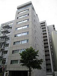 北海道札幌市中央区南二条西9丁目の賃貸マンションの外観