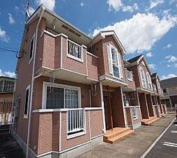 福岡県遠賀郡水巻町古賀2丁目の賃貸アパートの外観