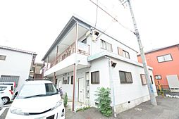 静岡県静岡市葵区北安東5丁目の賃貸アパートの外観