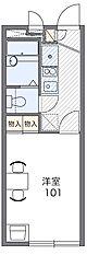 tachibana[2階]の間取り