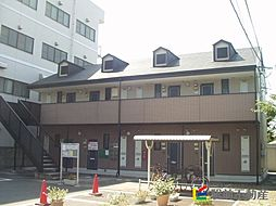 グランベールMAKOTO[202号室]の外観