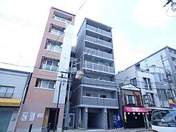 京都府京都市上京区革堂前之町の賃貸マンションの外観