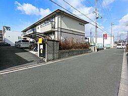 大阪府門真市一番町の賃貸アパートの外観