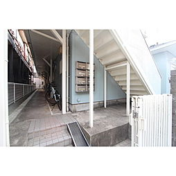 神奈川県川崎市川崎区渡田3丁目の賃貸アパートの外観