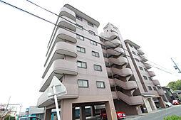 愛知県日進市香久山2丁目の賃貸マンションの外観
