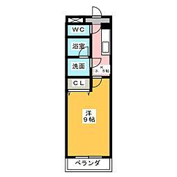 二ツ杁駅 5.4万円