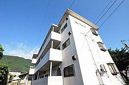 福岡県北九州市小倉北区足立1丁目の賃貸マンションの外観