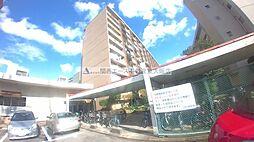 八戸ノ里グランドマンションA棟[9階]の外観