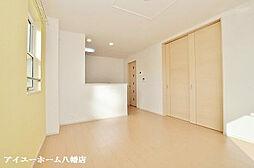 グリーンハイム本松[1階]の外観