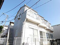 サニーフラット松戸[2階]の外観