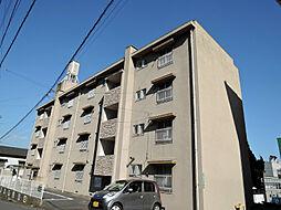 福岡県北九州市戸畑区西大谷1丁目の賃貸マンションの外観