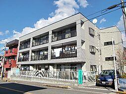 リッツハイム庚申坂[2階]の外観