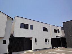 [タウンハウス] 福岡県筑紫野市上古賀3丁目 の賃貸【/】の外観